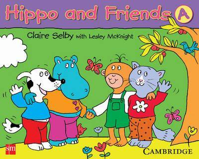 Hippo and Friends 1 Pupil