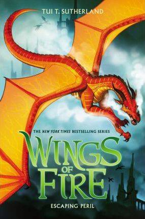Wings of Fire #8: Escaping Peril by T  Tui Sutherland