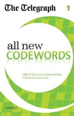 The Telegraph: All New Codewords 1 by The Telegraph