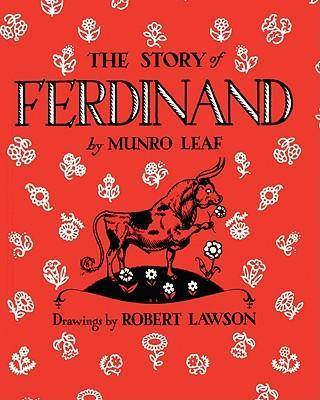 Story of Ferdinand, the by Munro (Author Leaf
