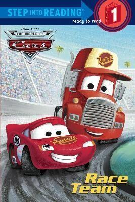 Disney Race Team (Disney/Pixar Cars) by Random House Disney