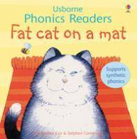 Fat Cat On A Mat Phonics Reader by Phil Roxbee Cox