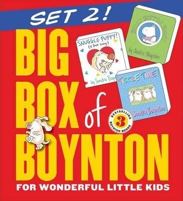 Big Box of Boynton Set 2! by Workman Publishing