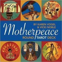 Mini Motherpeace Tarot Deck by Vicki Noble