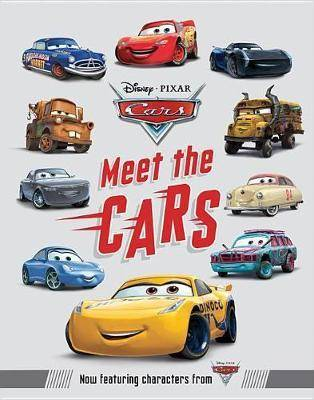 Disney Meet the Cars by Disney Book Group