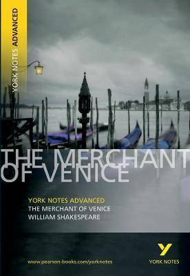 Image of Merchant of Venice: York Notes Advanced by William Shakespeare