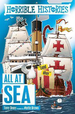 All at Sea by Terry Deary
