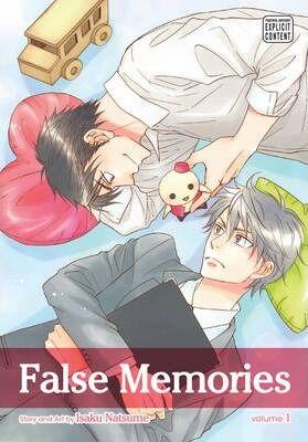 False Memories, Vol. 1 by Isaku Natsume