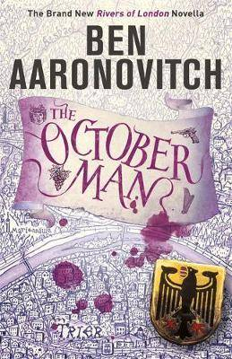 The October Man by Ben Aaronovitch