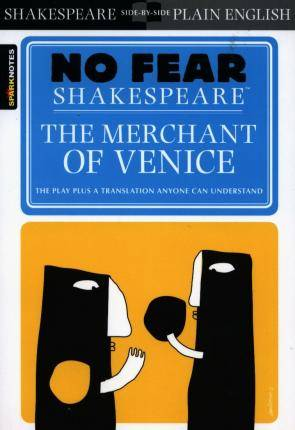 Image of The Merchant of Venice (No Fear Shakespeare) by Sparknotes