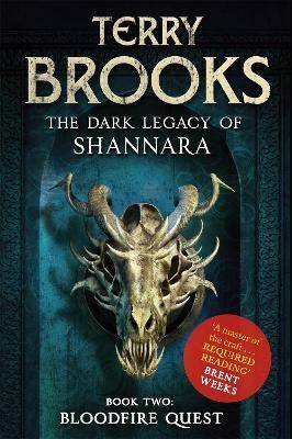 Garmin Bloodfire Quest by Terry Brooks