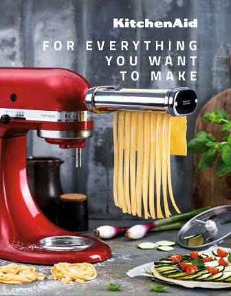 KitchenAid - For everything you want to make by Kitchen Aid