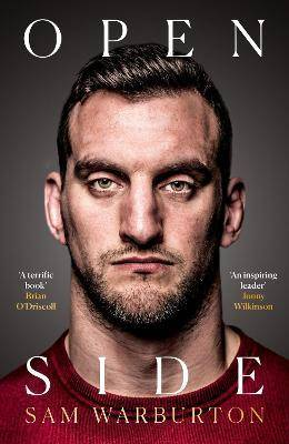Image of Open Side: The Official Autobiography by Sam Warburton