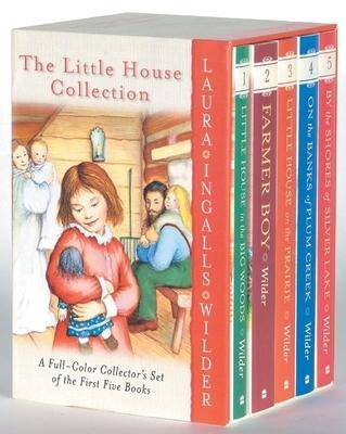 Little House Collection by Laura Ingalls Wilder