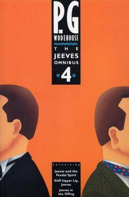 Image of The Jeeves Omnibus - Vol 4 by P. G. Wodehouse