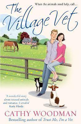 The Village Vet by Cathy Woodman