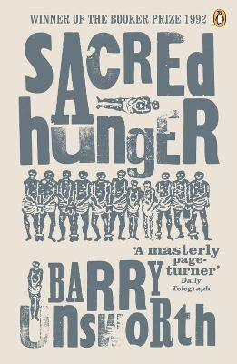 Image of Sacred Hunger by Barry Unsworth