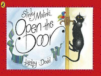 Image of Slinky Malinki, Open the Door by Lynley Dodd