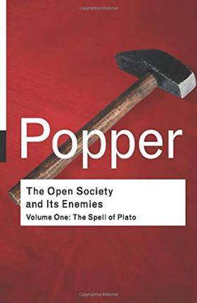 Image of The Open Society and its Enemies by Sir Karl Popper
