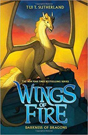 Wings of Fire #10: Darkness of Dragons by T Tui Sutherland