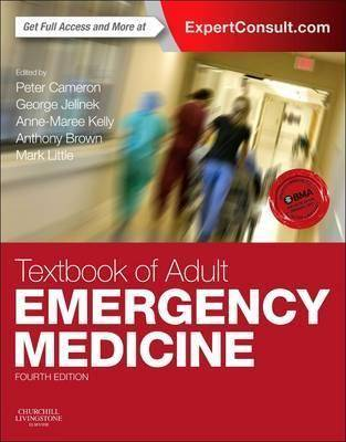 Textbook of Adult Emergency Medicine by Peter Cameron