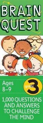 Garmin Brain Quest Grade 3, Revised 4th Edition by Chris Welles Feder