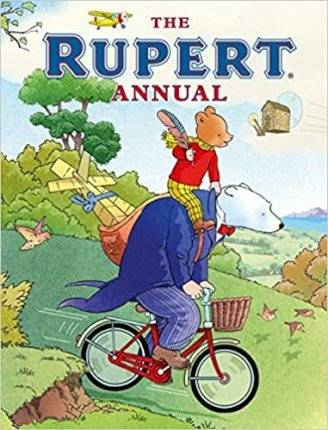 The Rupert Annual 2020 by Stuart Trotter