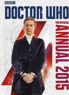 The Doctor Who Official Annual 2015 by BBC