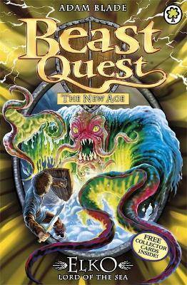 Garmin Beast Quest: Elko Lord of the Sea by Adam Blade