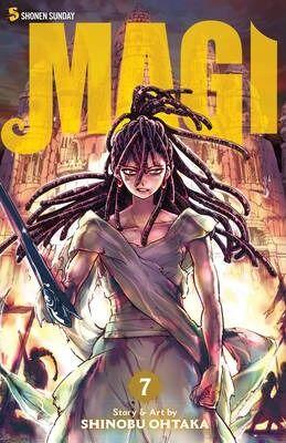 Magi: The Labyrinth of Magic, Volume 7 by Shinobu Ohtaka