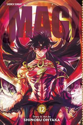 Magi: The Labyrinth of Magic, Vol. 12 by Shinobu Ohtaka