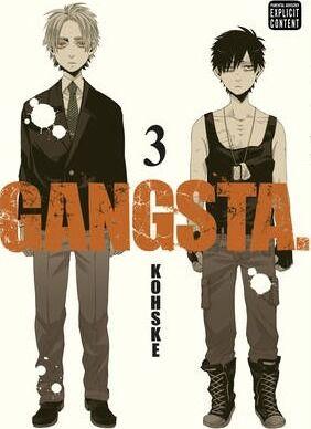 Gangsta., Vol. 3 by Kawase Kohske