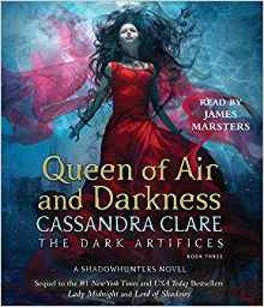Image of Queen of Air and Darkness by Simon & Schuster