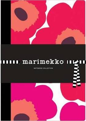 Marimekko Notebook Collection by Dorothy Abbe