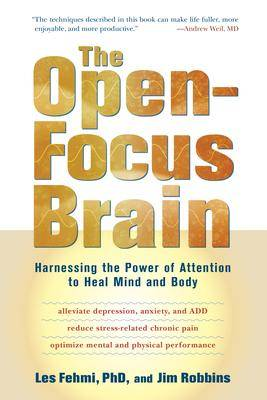 Image of The Open-Focus Brain by Les Fehmi
