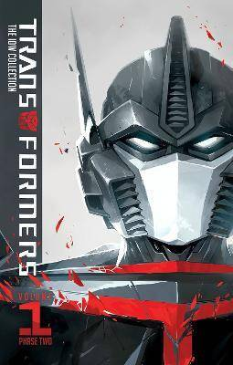 Transformers Idw Collection Phase Two Volume 1 by John Barber