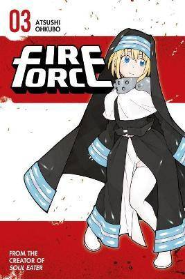 Fire Force 3 by Atsushi Ohkubo