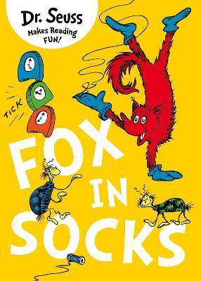 Fox in Socks by Dr. Seuss
