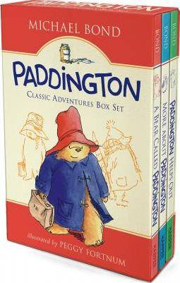 Paddington Classic Adventures Box Set by Michael Bond