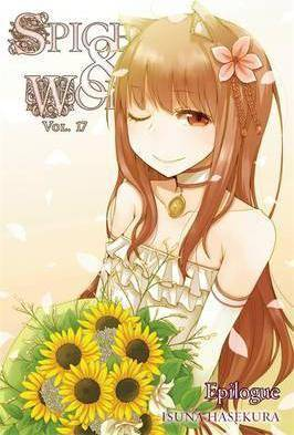 Image of Spice and Wolf, Vol. 17 (light novel) by Isuna Hasekura