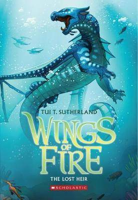 Wings of Fire #2: The Lost Heir by T  Tui Sutherland
