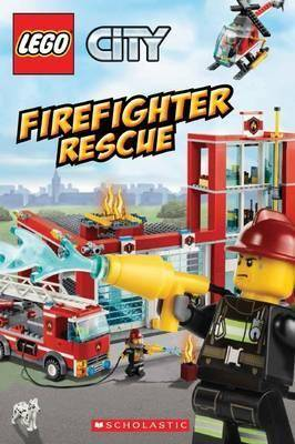 Firefighter Rescue by Trey King