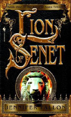 Image of The Lion of Senet by Jennifer Fallon