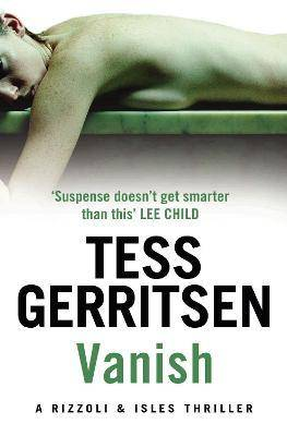 Vanish by Tess Gerritsen