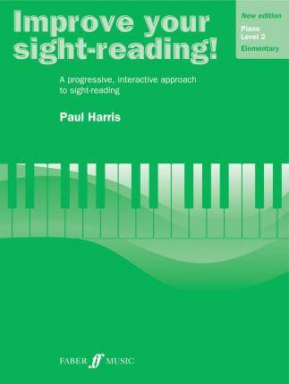 Improve Your Sight-Reading! Level 2 (US EDITION) by Paul Harris