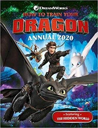 Dragon How to Train Your Dragon Annual 2020 by Egmont Publishing UK