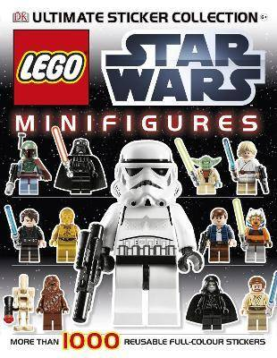 Lego (R) Star Wars Minifigures Ultimate Sticker Collection by DK