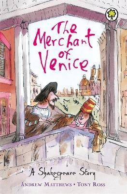 Image of A Shakespeare Story: The Merchant of Venice by Andrew Matthews