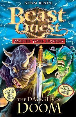 Garmin Beast Quest: Master Your Destiny: The Dagger of Doom by Adam Blade