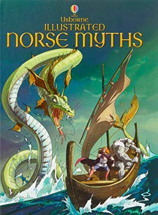 Illustrated Norse Myths by Alex Frith